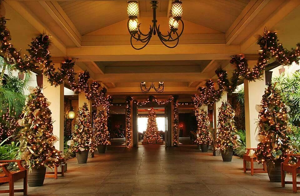 Ritz Carlton Maui We Were There For Christmas