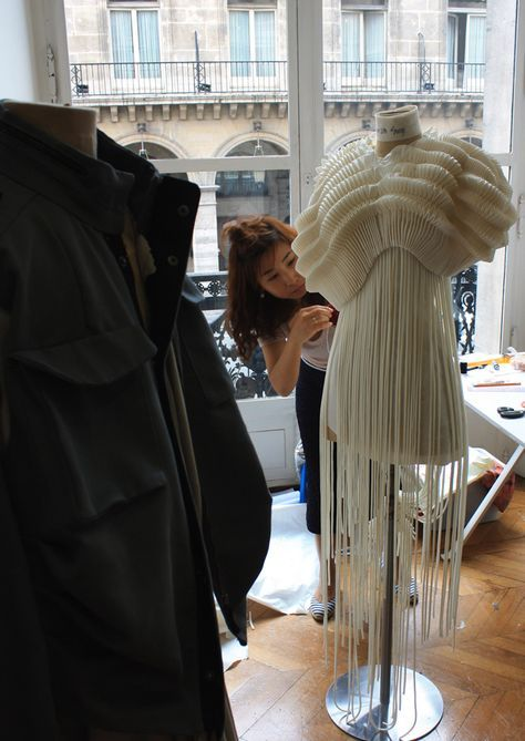 MasterClass Christine - 136 #hautecoutureatelier | Be you ...