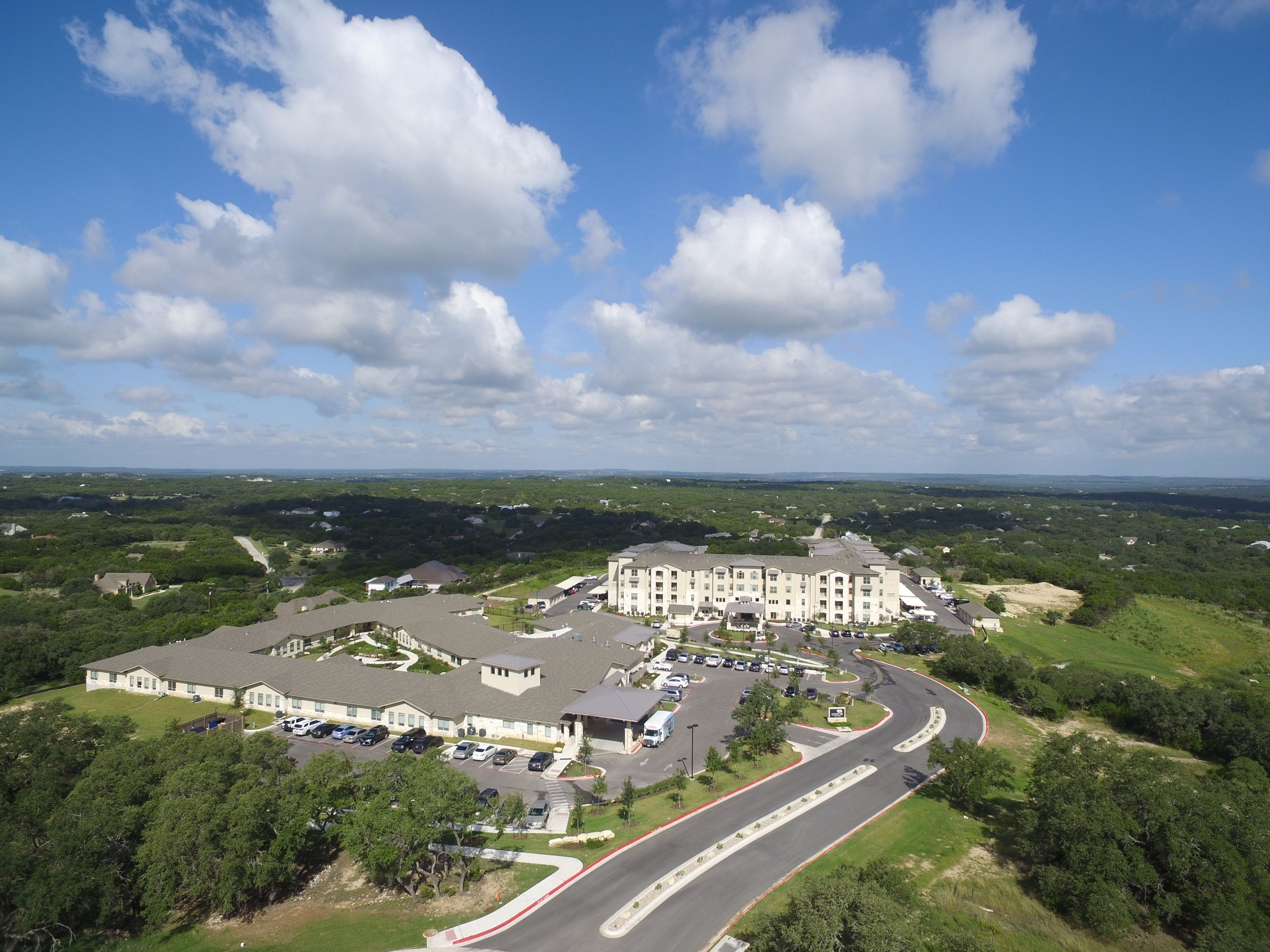 Beautiful Senior Living Community In Dripping Springs Near Austin Texas Assisted Living Memory Car Senior Living Independent Living Senior Living Communities