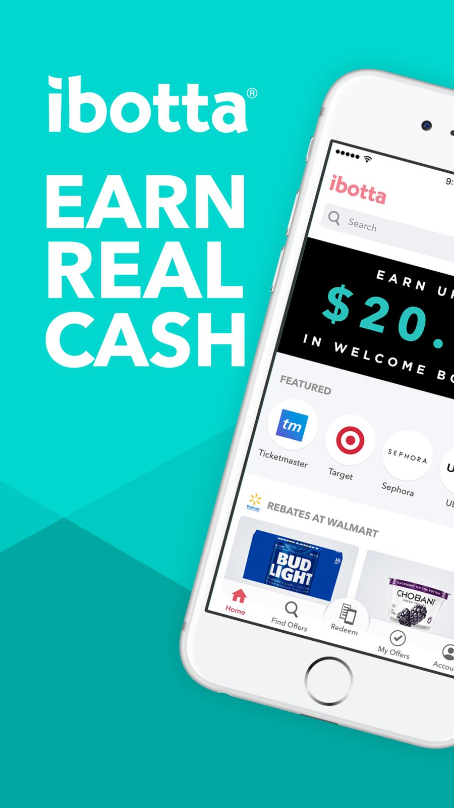 Ibotta Cash Back Rewards App on the App Store Ibotta, Cash