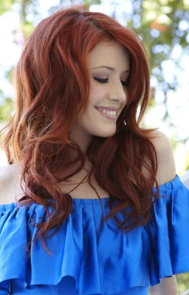 50 hottest redheads