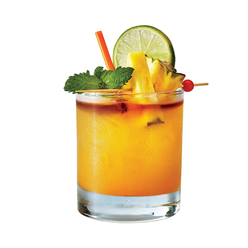 Planters Punch Trader Vic on