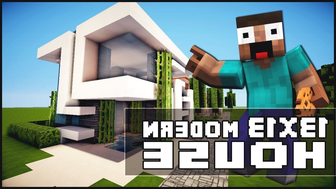 Minecraft Modern Houses Keralis Pgklkbr | kids bedrooms | Pinterest ...