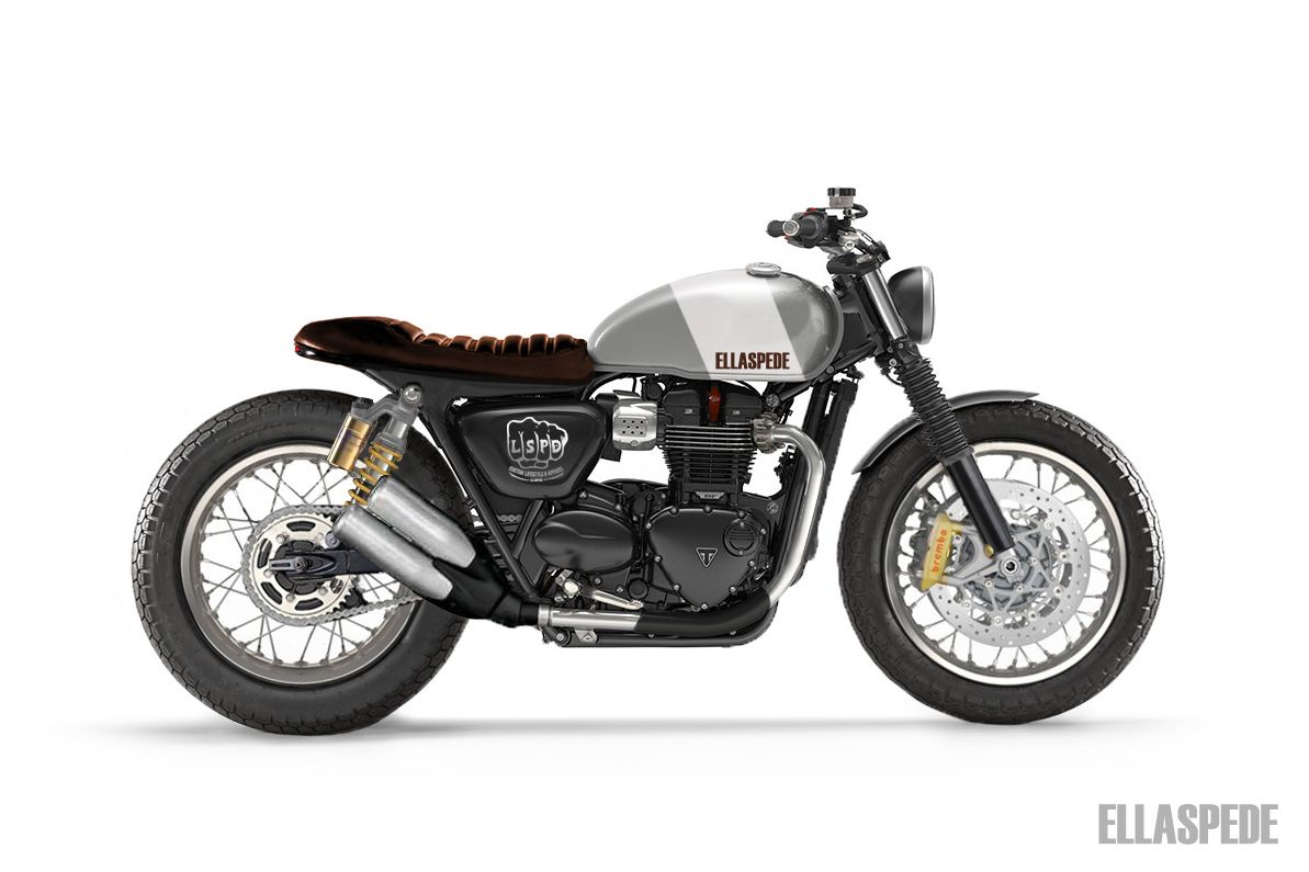 best 25 triumph street twin custom ideas on pinterest ducati scrambler custom bmw street. Black Bedroom Furniture Sets. Home Design Ideas
