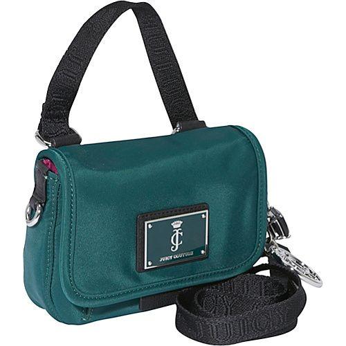 Juicy Couture Nylon Millieflap Crossbody Moorea - Juicy Couture Designer Handbags
