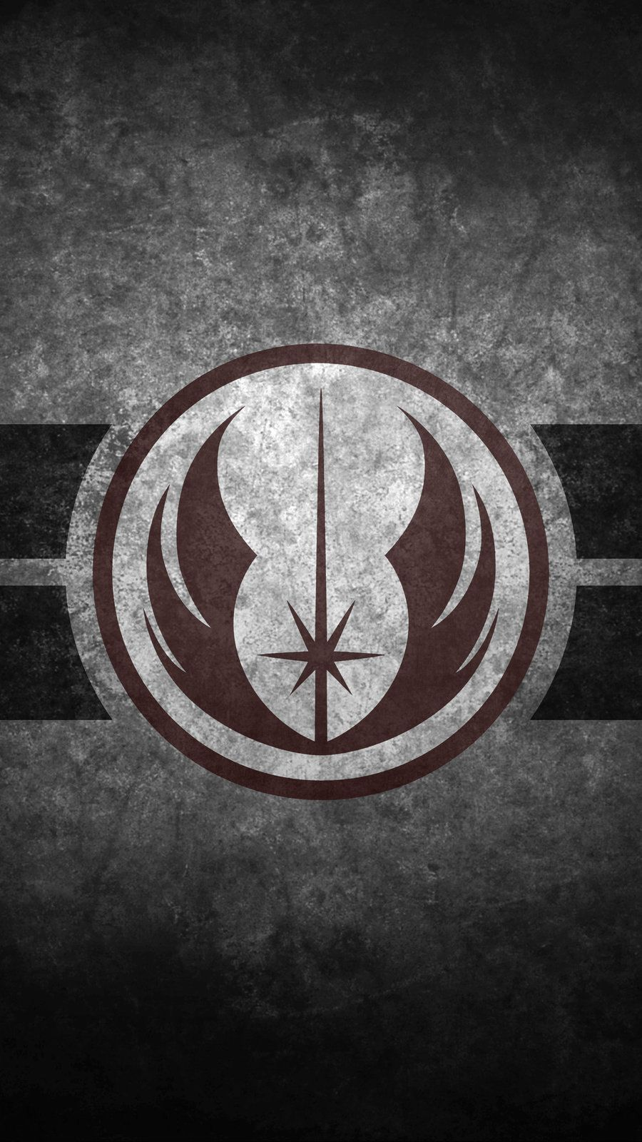 Jedi Order Symbol Cellphone Wallpaper Star Wars Symbols Star Wars Wallpaper Star Wars The Old