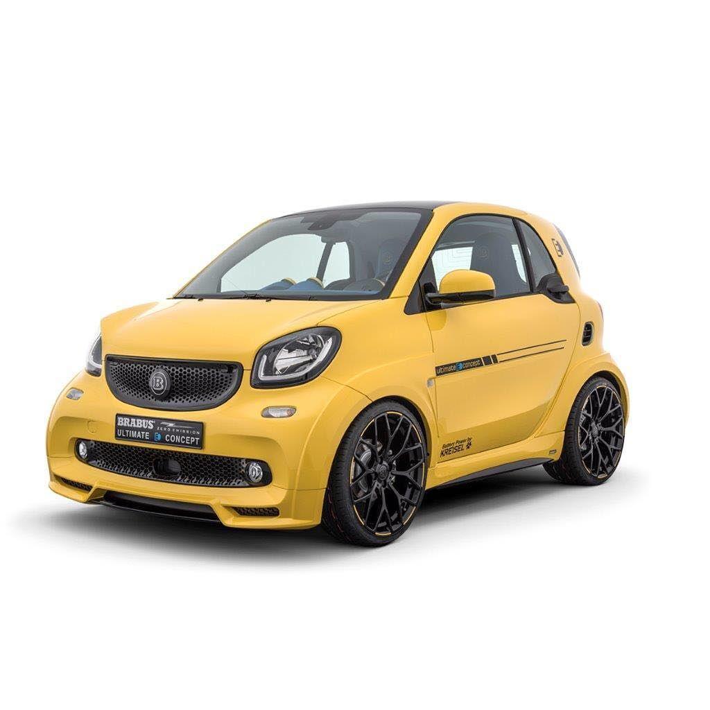 Brabus Smart Smart Fortwo Smart Brabus Smart Car