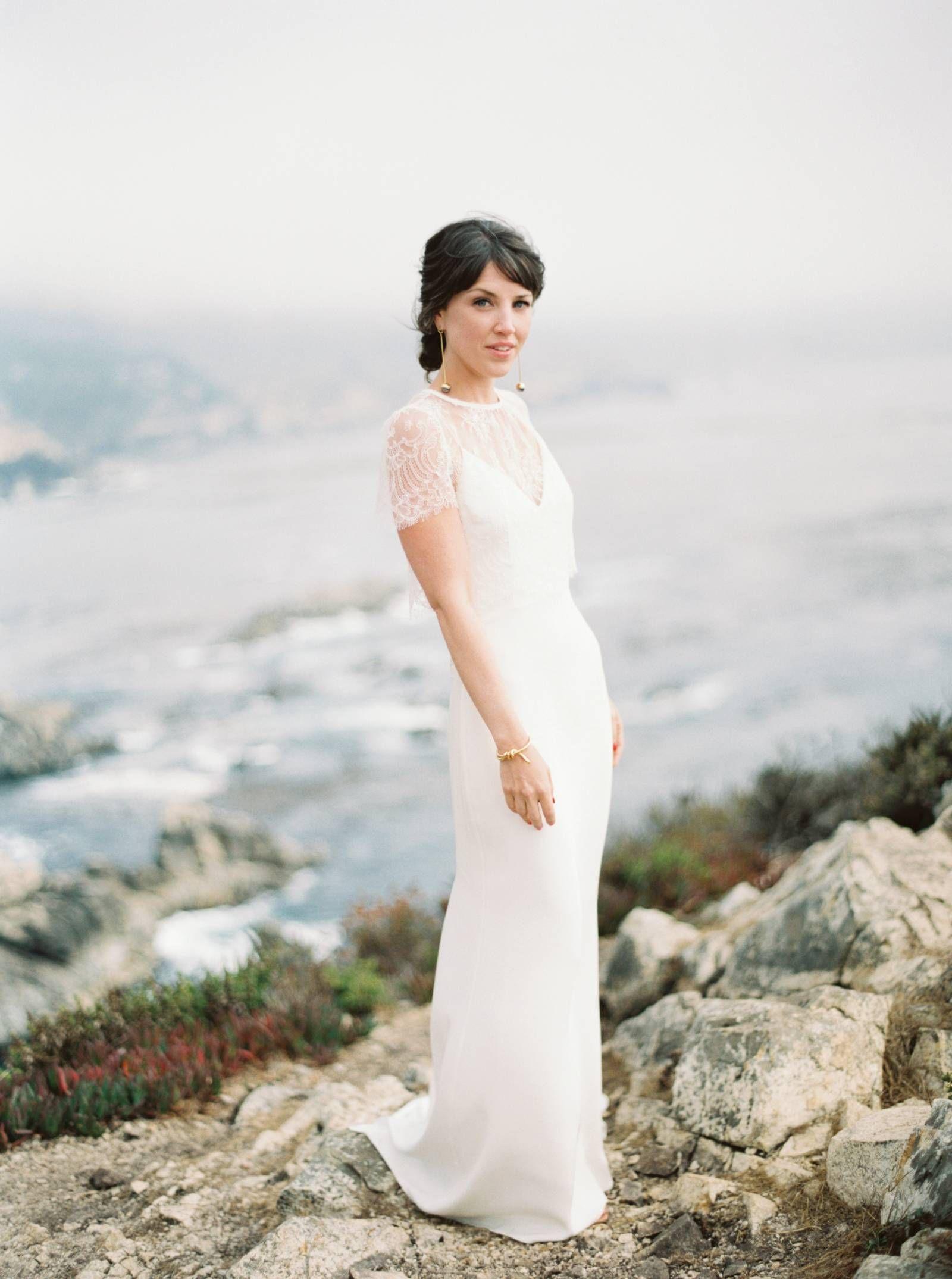 Breathtaking Bespoke Pacific Coast Wedding Via Weddings: Tropical Island Beach Wedding Dresses At Reisefeber.org