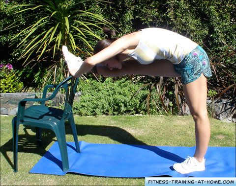 Hamstring Stretches Will Change Your Life Hamstring Muscles Hamstrings Hamstring Stretch