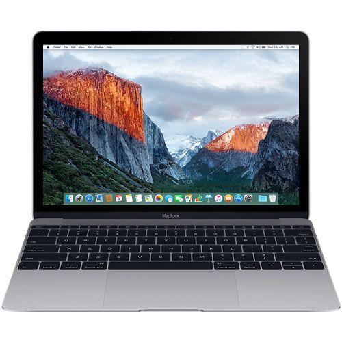 Apple Macbook 12 Mlh72ll A 1 1ghz Dual Core Intel Core M3 256gb Flash 8gb Ram Space Gray Apple Macbook Refurbished Macbook Pro Macbook