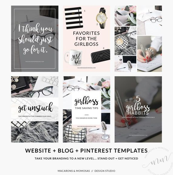 Sale Social Media Post Pack 10 Set Templates Bundle For Blog Branding Branding Social Media Template