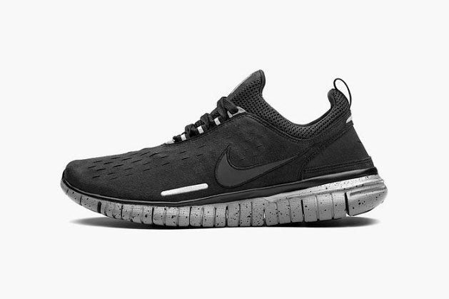 "Nike Free 10th Anniversary ""Genealogy of Free"" Black Pack"