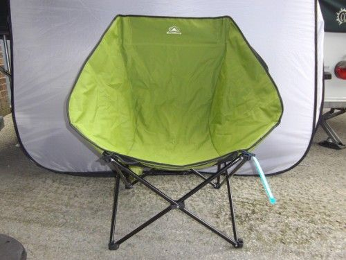 Tavolo Arrotolabile ~ Outwell comfort chair xl green camperlands furniture 2017