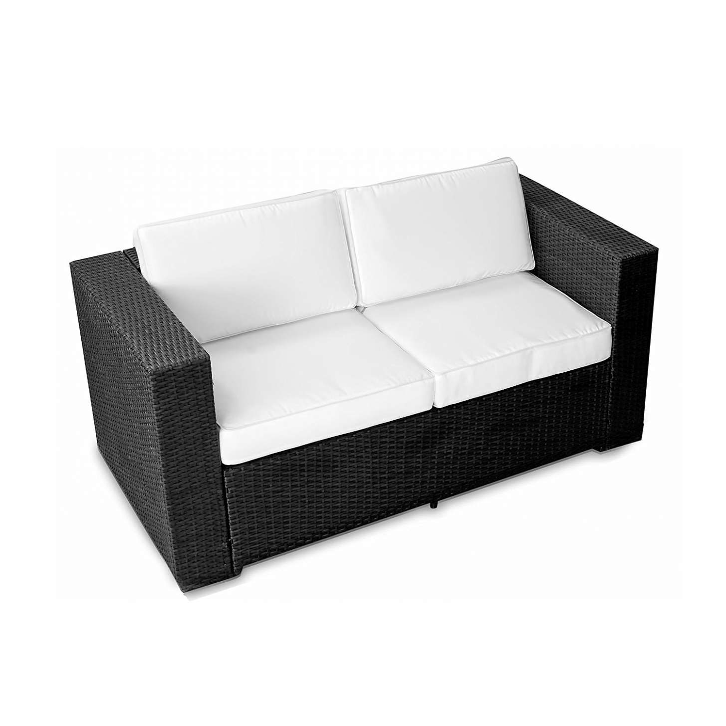 Sofa Husse 3 Sitzer Polyrattan Sofa 3 Sitzer Yct Projekte In 2020 Long Sofa Table Leather Sofa And Loveseat Long Sofa