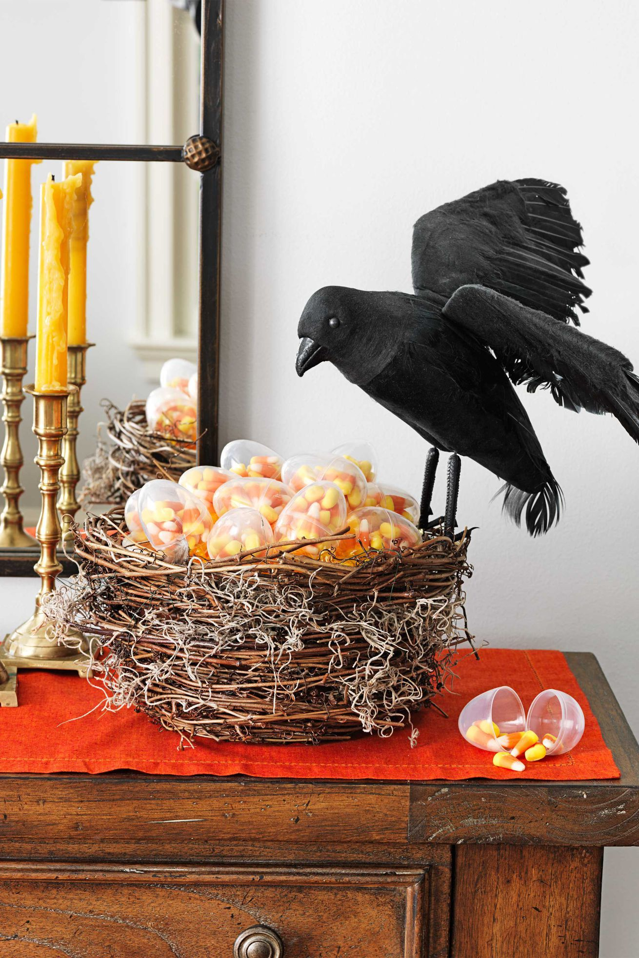 40 Spooky Halloween Decorations for the Best Holiday Ever - Do It Yourself Halloween Decorations