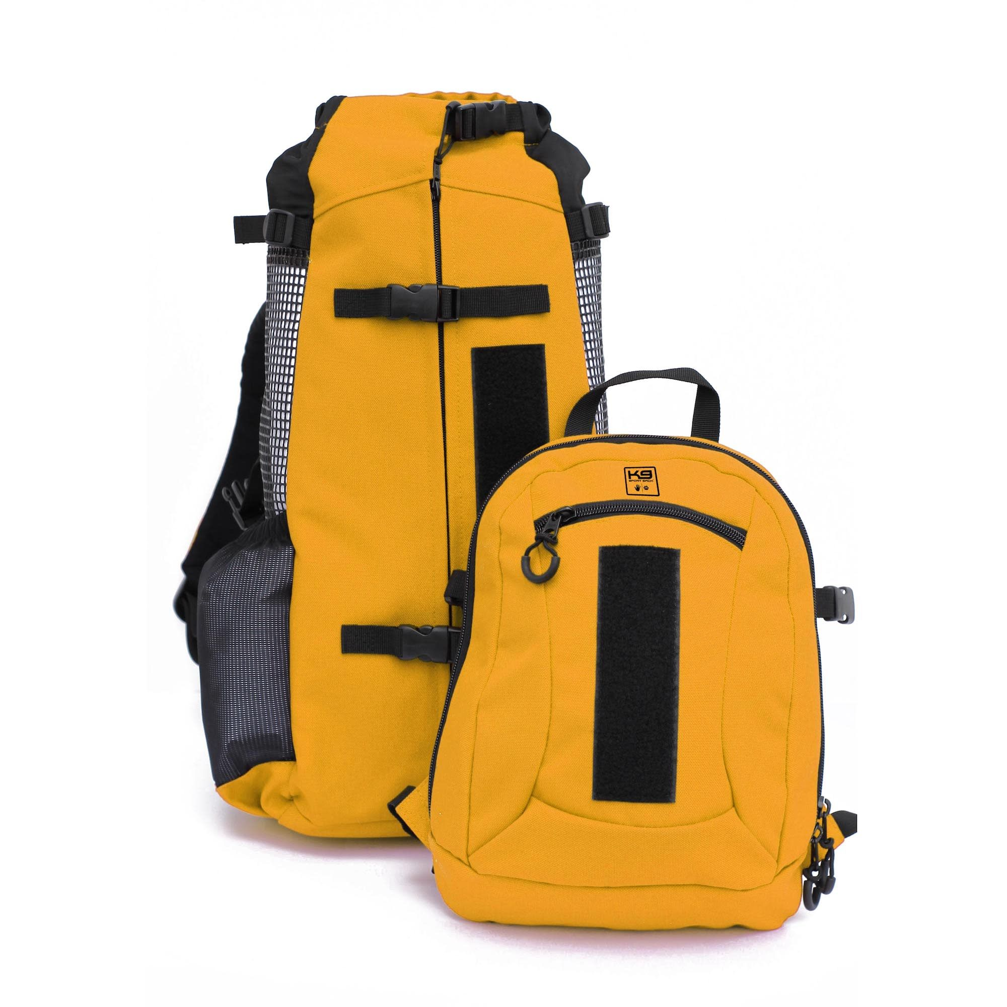 K9 Sport Sack Air Plus Yellow Backpack Pet Carrier With