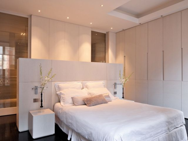Dix suites parentales grand confort suite master for Exemple suite parentale
