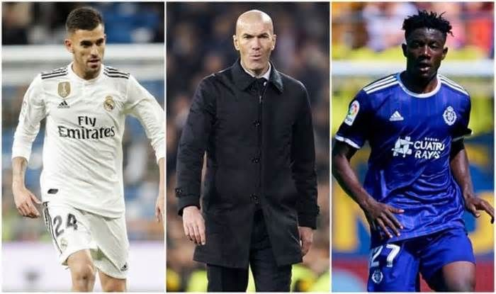 Real Madrid News Live Ronaldo Could Help Zinedine Zidane Beat Man Utd To 10m Transfer Get The Latest News For Realmadr In 2020 Ronaldo Real Madrid Goal Real Madrid
