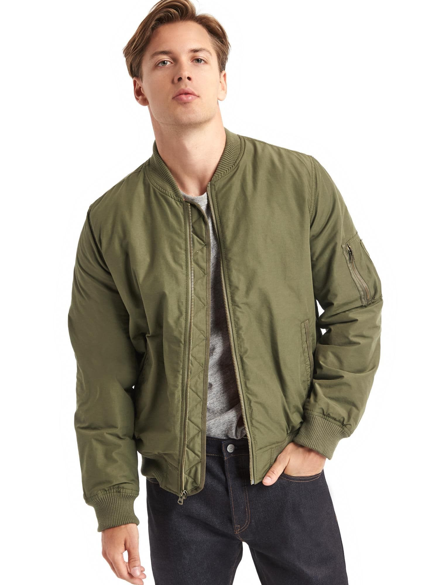 Vintage Bomber Jacket By Gap Daniel Likes Products
