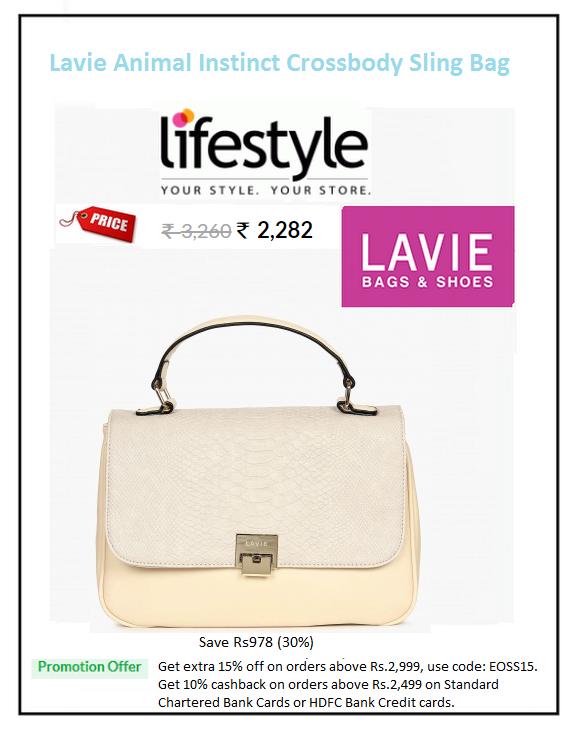 8281fb2bb4 Lavie  Animal  Instinct  Crossbody  Sling  Bag  Style   Casual ...
