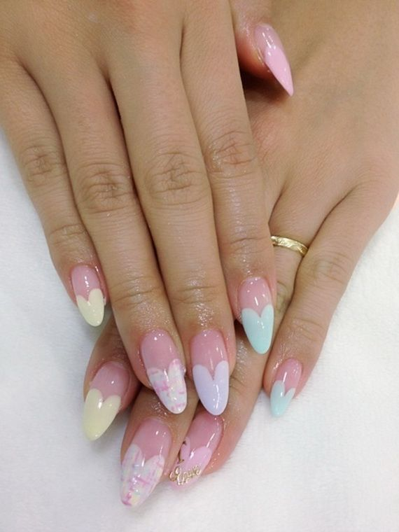 Nails - more incredible snaps of nail art. These totally