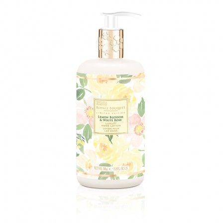 Baylis Harding Royale Bouquet Hand Lotion Lemon Blossom Rose