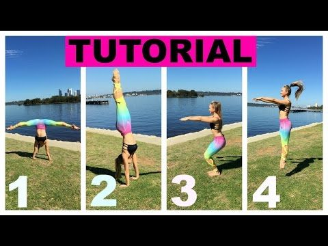 How To Do An Aerial No Handed Cartwheel For Beginners The Rybka Twins Youtube Gymnastics At Home Gymnastics Quotes Beginner Workout