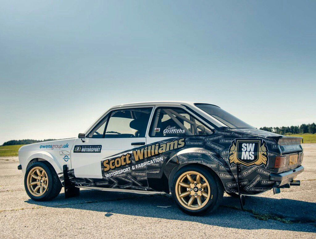 Ford escort rally mk2 ari vatanen s marlboro sponsored escort 1 43 rally pinterest ford rally car and cars
