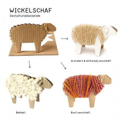 Wickelschaf