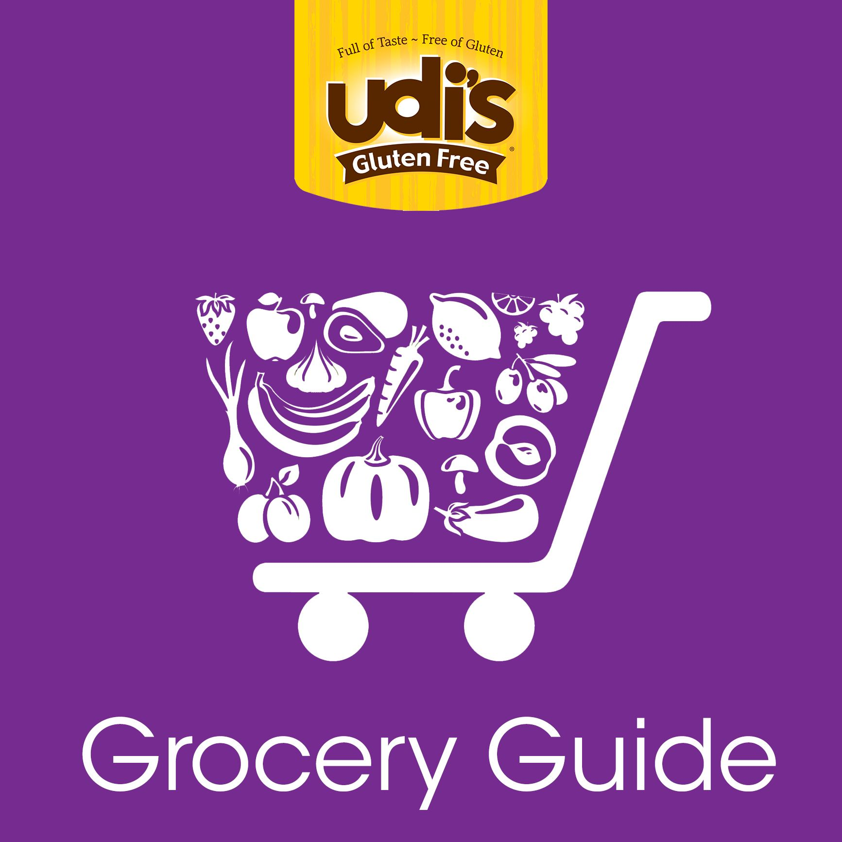 Put on your shopping shoes! We've put together the ultimate #GlutenFree Grocery Guide. Read our Top 10 Shopping Tips. Have any to add?