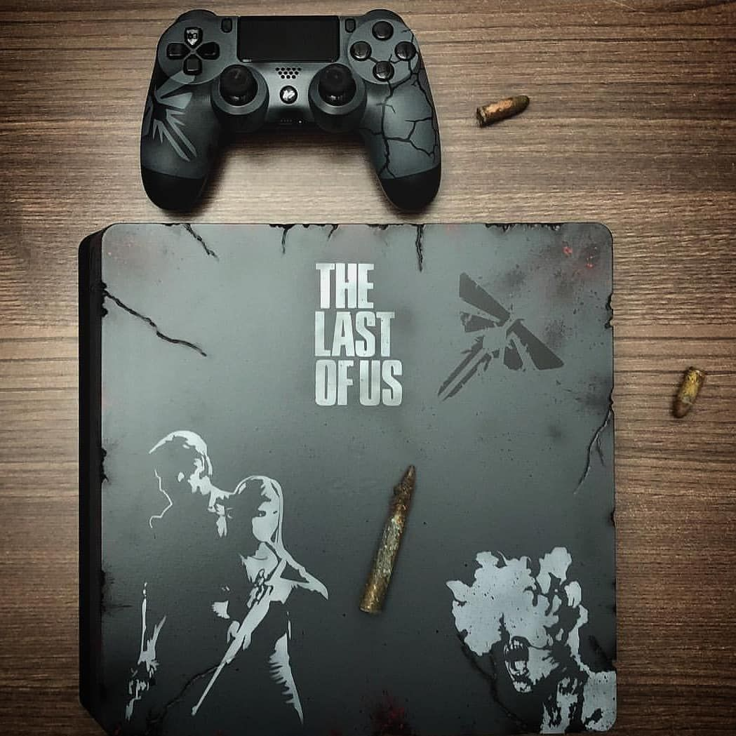 And Of Course My Favorite Design Of The Year From Gamestyling Credits To Gamestyling Best Page The Last Of Us The Lest Of Us Playstation