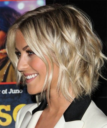 Julianne Hough hair look