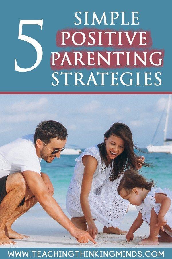 Photo of POSITIVE PARENTING TECHNIQUES