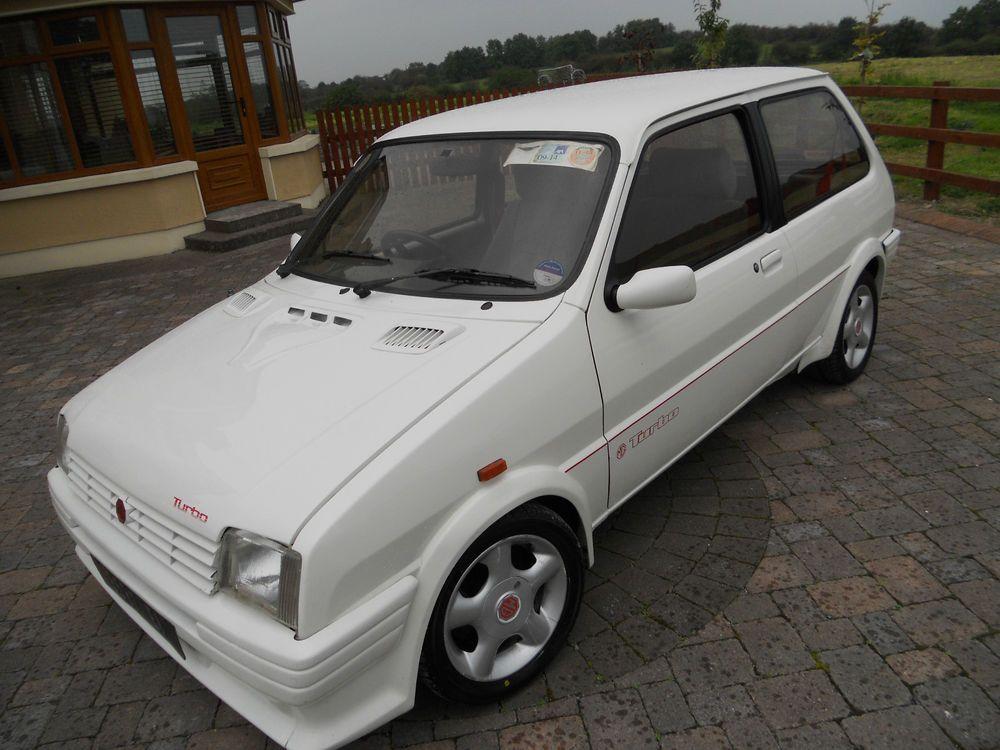 MG Metro Turbo 1986 | Vehicle, Cars and Modified cars
