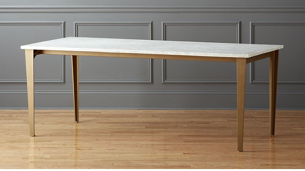 Paradigm 80 Dining Table Dining Table Marble Luxury Dining