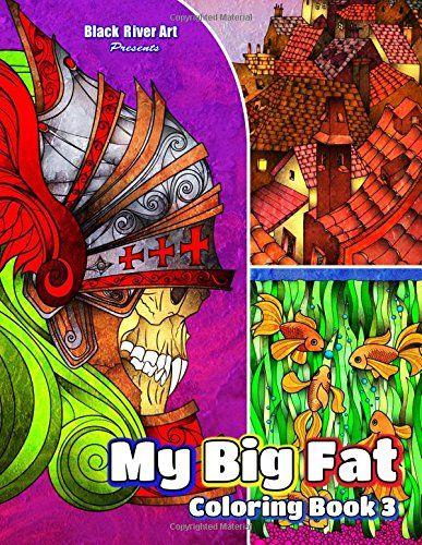 My Big Fat Coloring Book 3 By Karlon Douglas Amazon