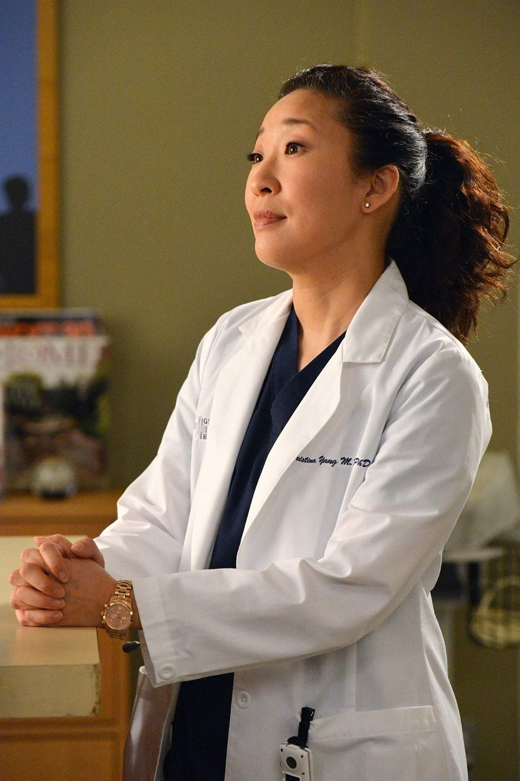 Sandra Oh to Exit \'Grey\'s Anatomy\' (Exclusive) | Hollywood ...