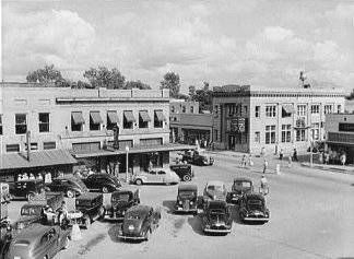 Dunklin County Court Square Posted In The Kennett Mo Year Unknown
