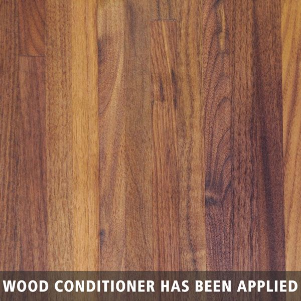 American Walnut Butcher Block Countertop 12ft Floor Decor Walnut Butcher Block Countertops Walnut Butcher Block Butcher Block Countertops