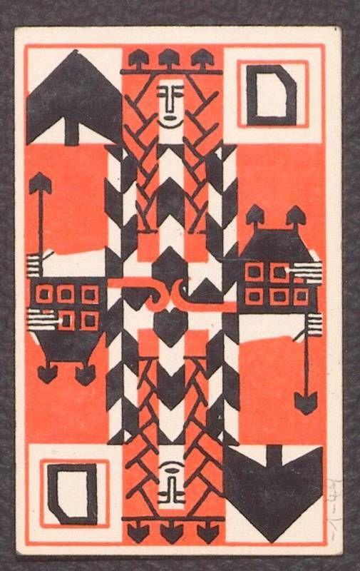 Pik Dame Entwurf Ditha Moser Wien 1905 Ausfuhrung Josef