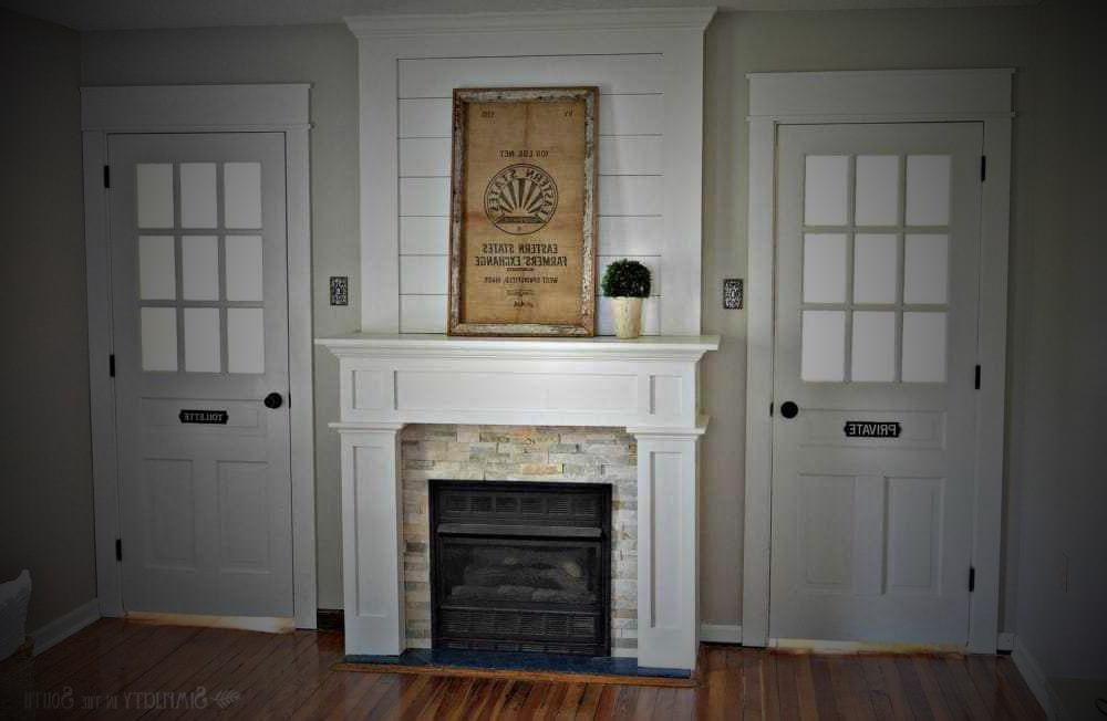 Fireplace Makeover Hearth Fireplacemakeoverdiy Beautiful