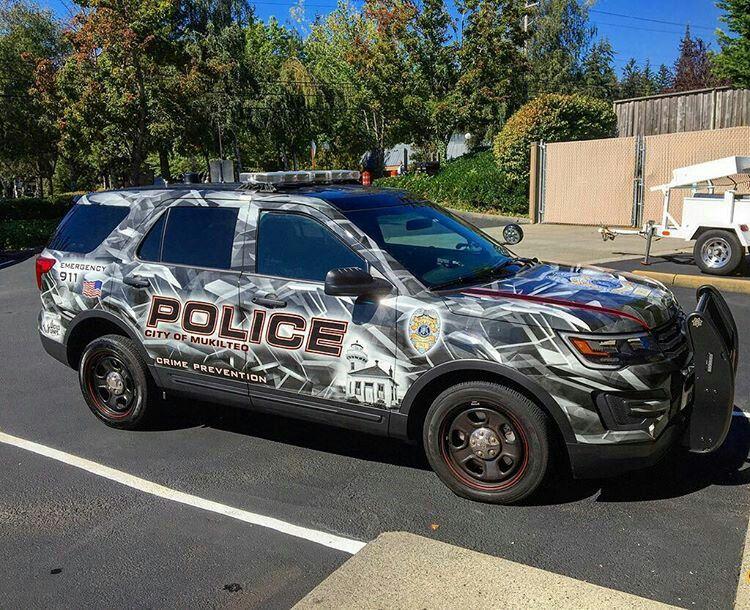 2016 Interceptor Utility Police Vehicles Pinterest
