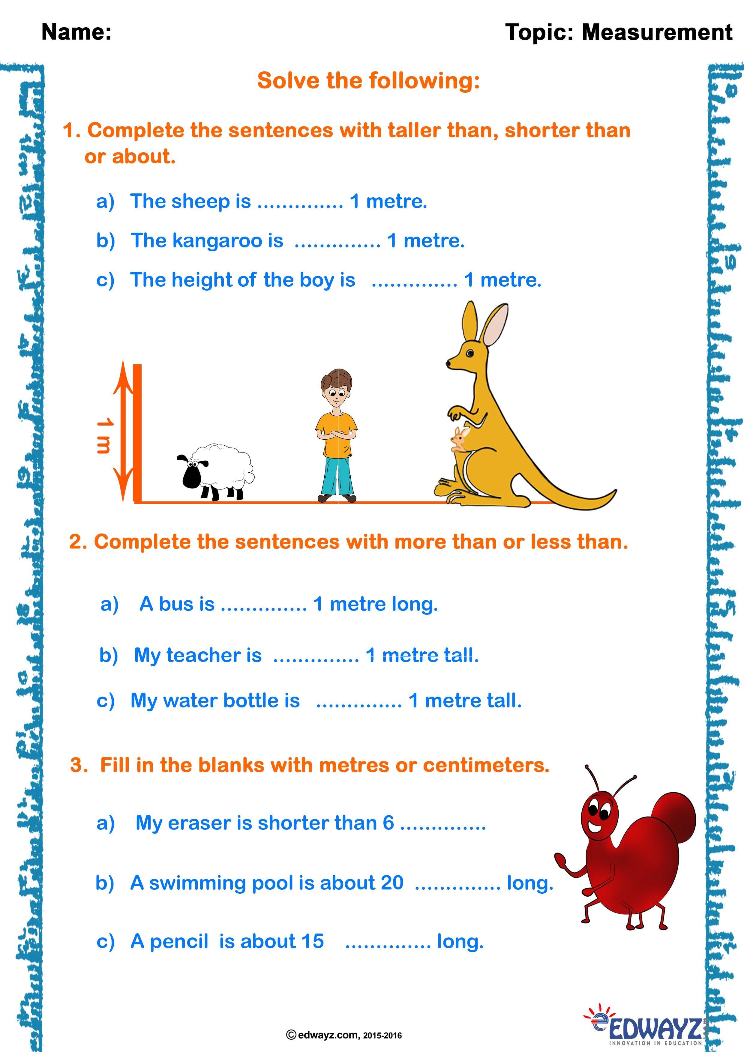 small resolution of Class3 -Measurement   Math