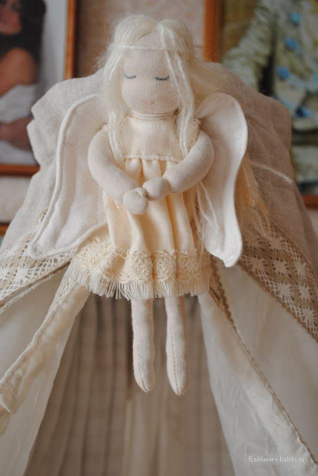 Ангелы как сшить своими руками