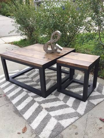 Coffee + End Tables