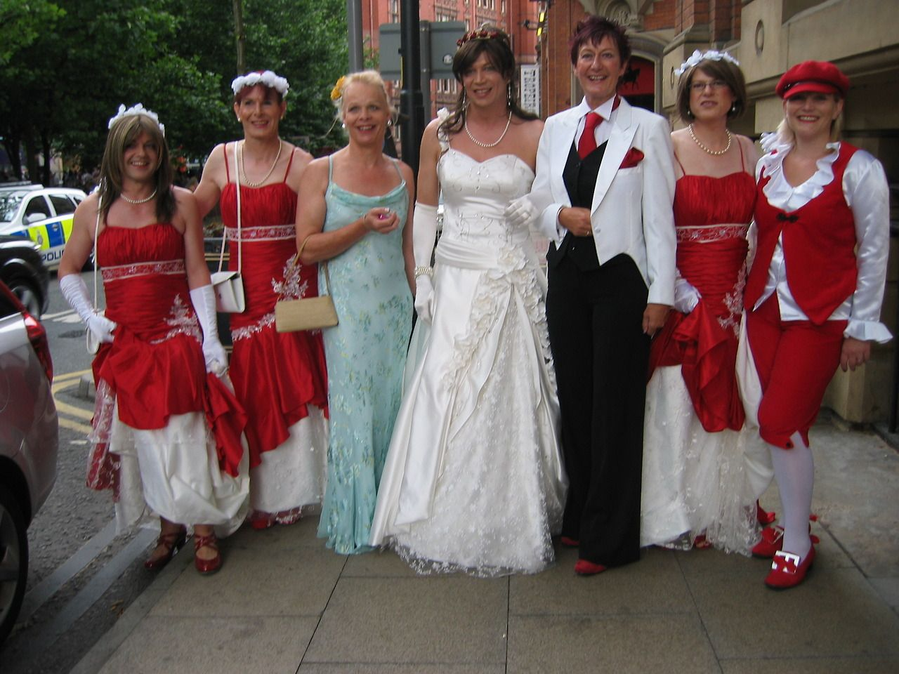 Strümpfe Hochzeit Male Femininity And Gender Role Reversal Feminization Of