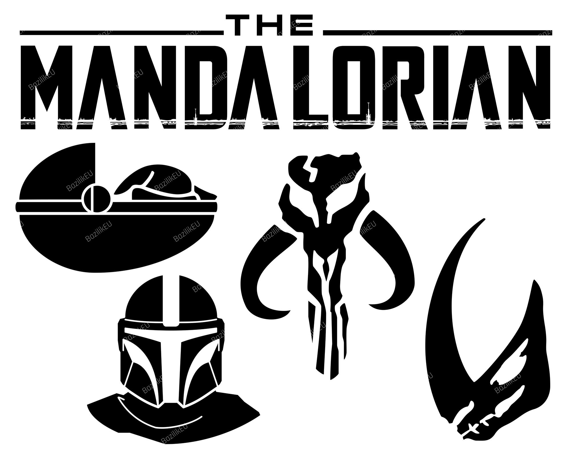Star Wars Mandalorian Svg Bundle This Is The Way Svg Bundle Etsy In 2021 Star Wars Silhouette Star Wars Prints Star Wars Stencil
