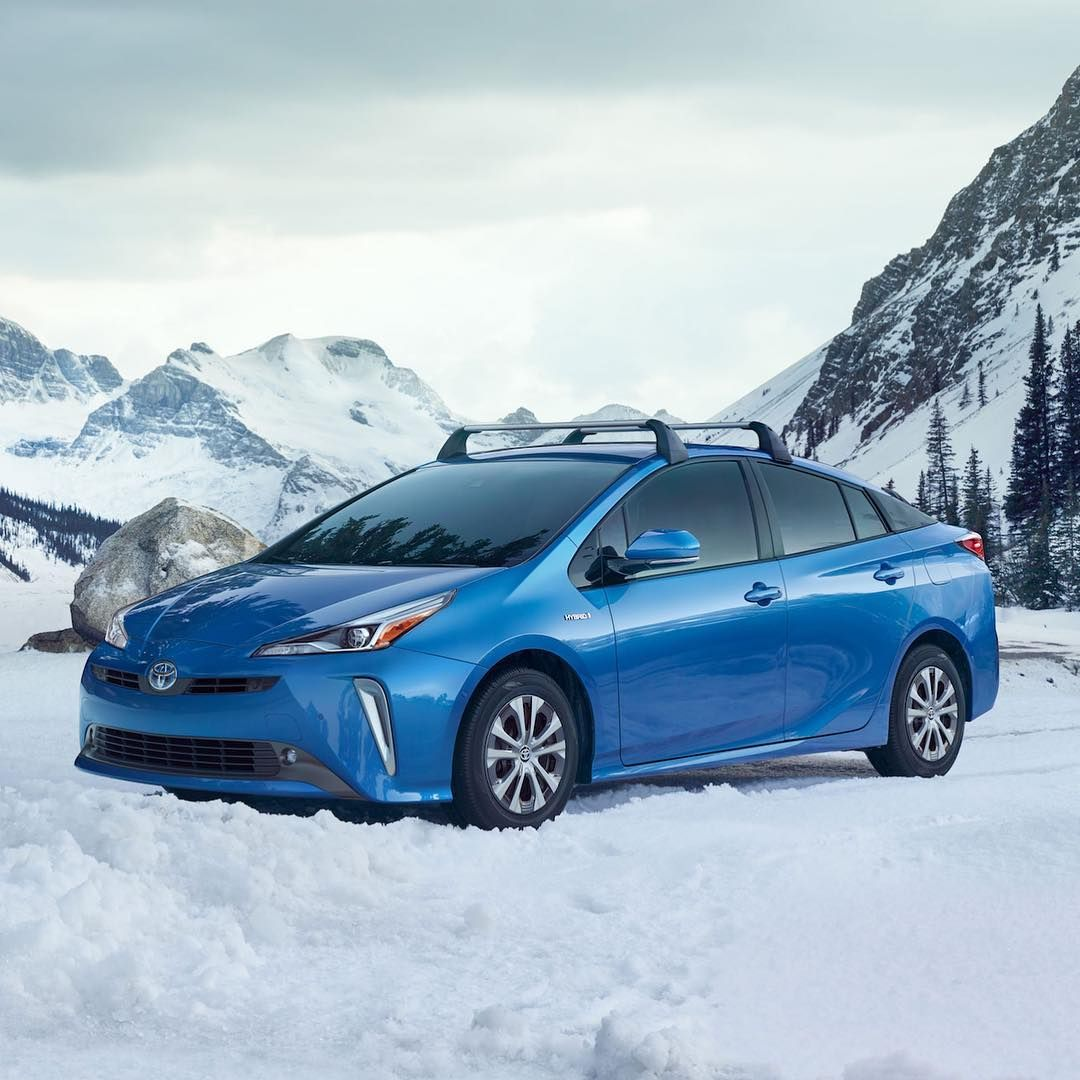 The New Toyota Prius Hybrid Caranddriver On Instagram It Gets