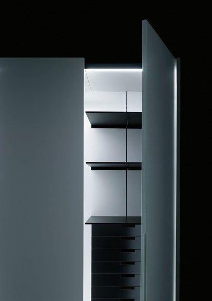 Solferino wardrobe by Piero Lissoni for Boffi _