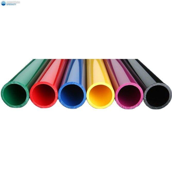 Biotek Marine Furniture Grade Colored 5 Pvc Pipe 3 4